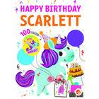 Happy Birthday Scarlett image number 1