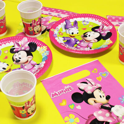Minnie Mouse Plastic Flag Banner image number 2