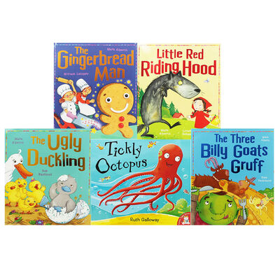 Snuggle Up Stories - 10 Kids Picture Books Bundle image number 3