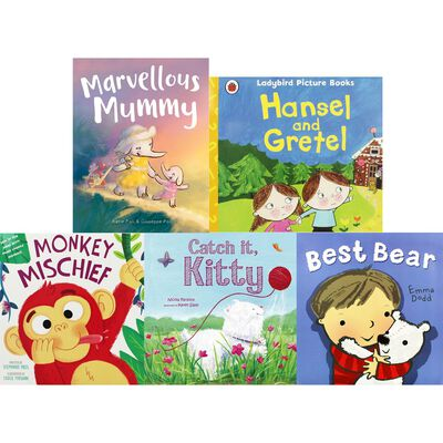 Best Bear And Friends: 10 Kids Picture Books Bundle image number 2