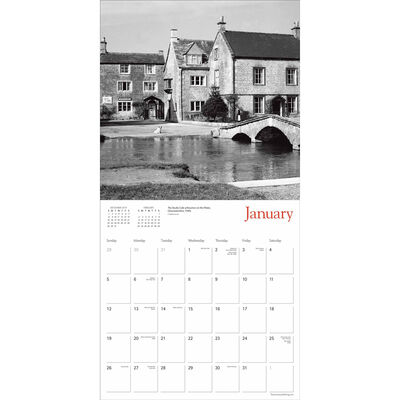The Cotswolds Heritage 2020 Wall Calendar image number 2