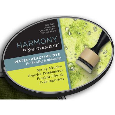Harmony by Spectrum Noir Water Reactive Dye Inkpad - Spring Meadow image number 3