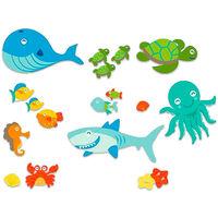 Sea Life Wall Stickers