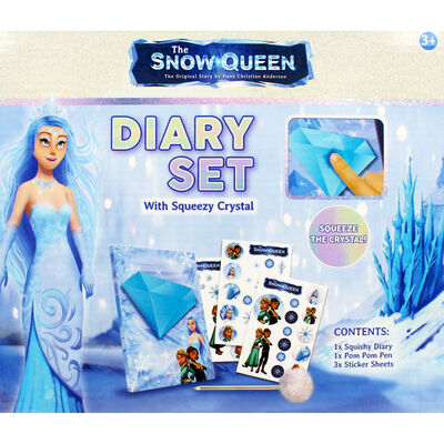 The Snow Queen Diary Set image number 4