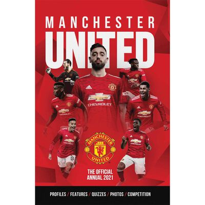 The Official Manchester United Annual 2021 image number 1