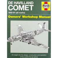 Haynes De Havilland Comet Workshop Manual