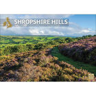 Shropshire Hills 2020 A4 Wall Calendar image number 1