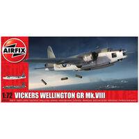 Airfix Vickers Wellington MK-VIII 1:72 Scale Model Set