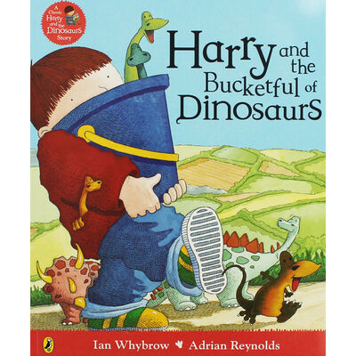 Harry And The Bucketful of Dinosaurs image number 1