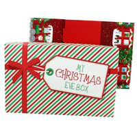 Santa Express Fold Up Christmas Eve Box