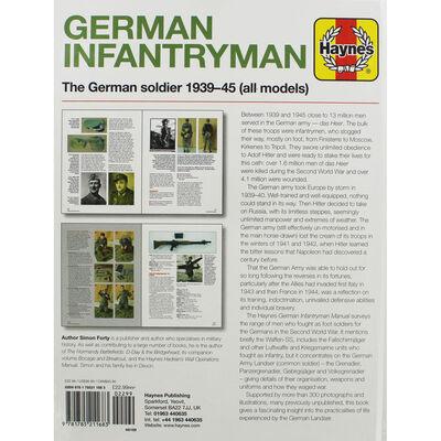 Haynes German Infantryman Manual image number 3