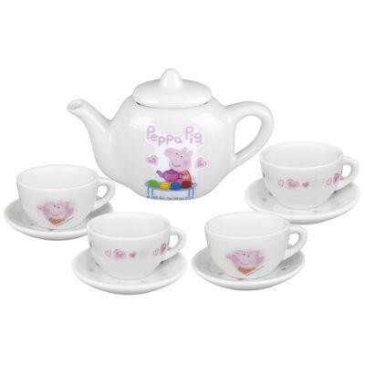 Peppa Pig Porcelain Tea Set image number 2