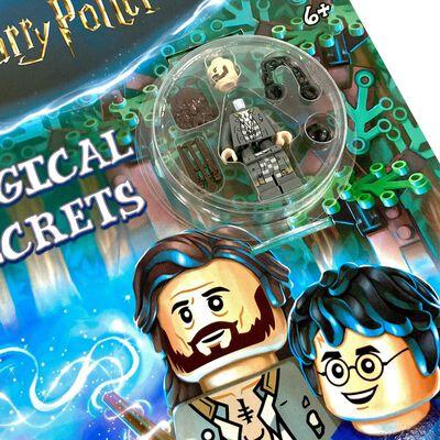 LEGO Harry Potter: Magical Secrets image number 3