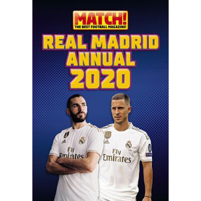 Match Real Madrid Annual 2020 image number 1
