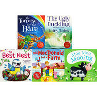Farmyard Friends: 10 Kids Picture Books Bundle