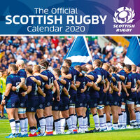 The Official Scottish Rugby Calendar 2020