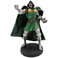 Marvel Fact Files: Doctor Doom Statue