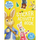 Peter Rabbit Animation: Sticker Activity Book image number 1
