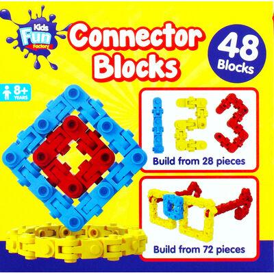 Connector Blocks Set - 48 Pieces image number 4