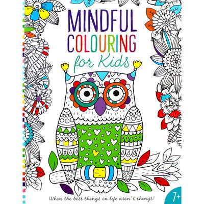 Mindful Colouring For Kids image number 1