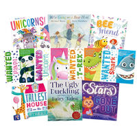 Read to Me: 10 Kids Picture Books Bundle