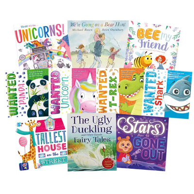 Read to Me: 10 Kids Picture Books Bundle image number 1