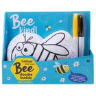 Colour Your Own Doodle Buddy Bee image number 1