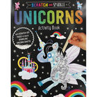 Scratch and Sparkle Unicorns Activity Book image number 1