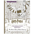 Harry Potter Celebratory Edition Colouring Book image number 1