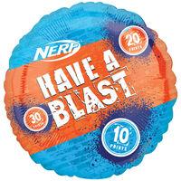 20 Inch Nerf Jumbo Foil Balloon