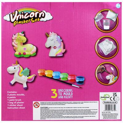 Unicorn Plaster Set image number 3