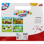 Farmyard 4-In-1 Puzzle Set image number 3