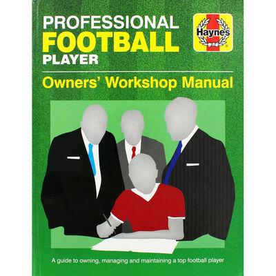 Haynes Professional Football Player image number 1