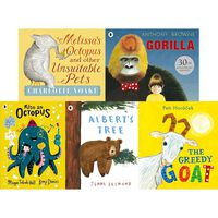 Wild About Animals: 10 Kids Picture Books Bundle