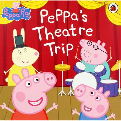 Peppa Pig: Peppa's Theatre Trip image number 1