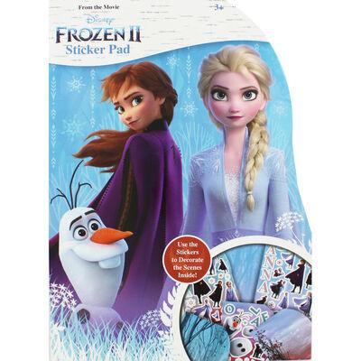 Disney Frozen 2 Sticker Pad image number 1