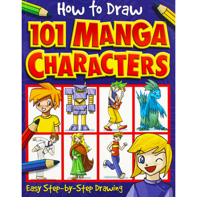 How to Draw 101 Manga image number 1