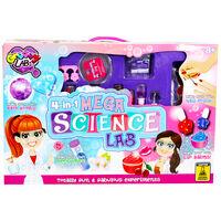 4-in-1 Mega Science Lab Set