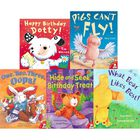 Smile With Story-Times - 10 Kids Picture Books Bundle image number 3