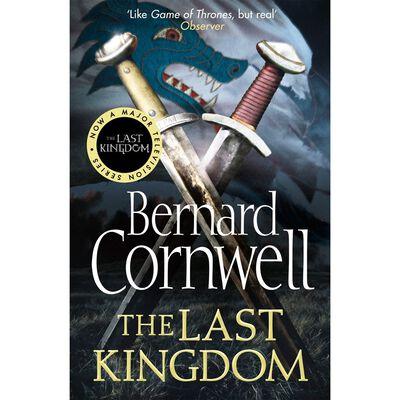 The Last Kingdom TV Tie-In 3 Book Bundle image number 2