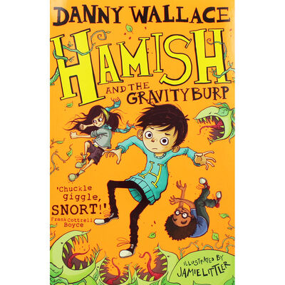 Hamish and the Gravity Burp image number 1
