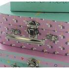 Unicorn Storage Suitcase: Set Of 3 image number 3