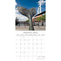 Portsmouth Square Calendar 2021