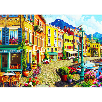 Harbour View 500 Piece Jigsaw Puzzle image number 3