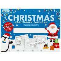 Christmas Countdown Activity Calendar