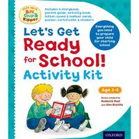 Let's Get Ready For School Kit