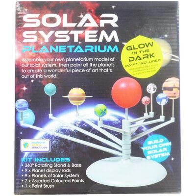 Solar System Planetarium image number 2