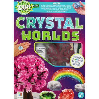 Zap Extra: Crystal Worlds image number 1