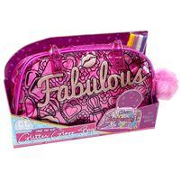Colour Your Own Glitter Gloss Bag