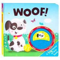 Woof Big Button Sound Book